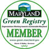 Maryland Green Registry - This is an image of the Maryland Green Registry icon and link to the website.